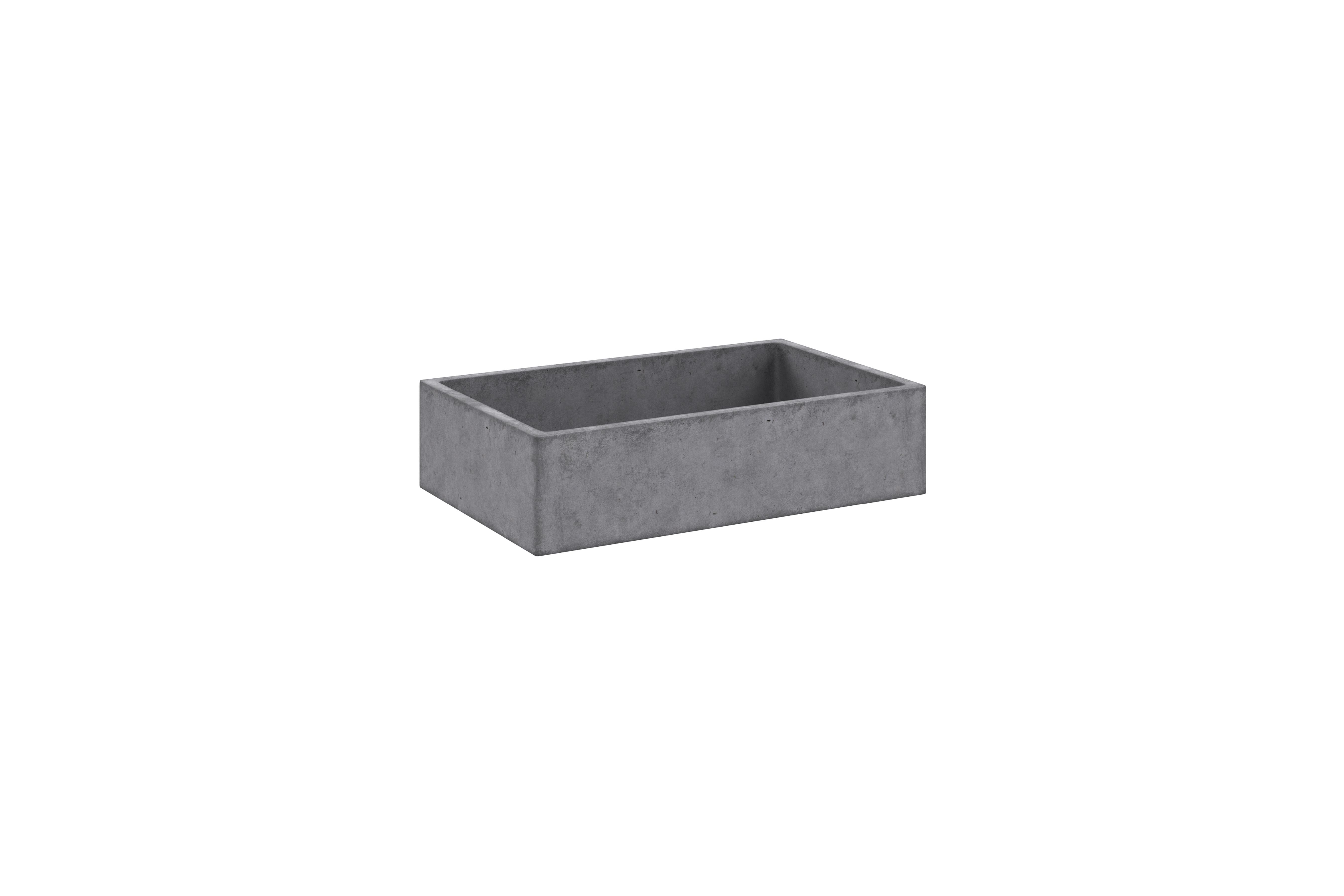 Concrete Basin_Wide_Left(White)