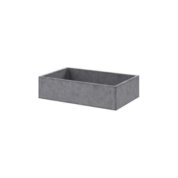 Concrete Basin_Wide_Right(White)